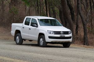 Snackable Review: Volkswagen Amarok