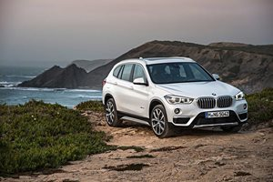Snackable Review: BMW X1 2015