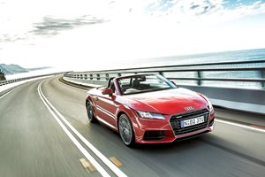 Snackable Review: Audi TT Roadster
