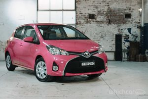 Toyota Yaris Video Review