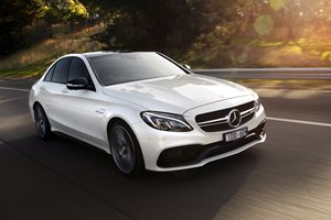 Snackable Review: Mercedes-Benz C63 AMG S