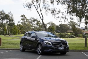 Mercedes-Benz A-Class Video Review