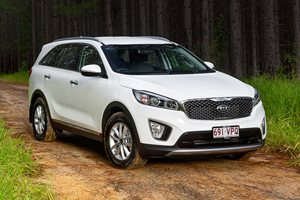 Snackable Review: Kia Sorento