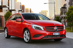 Snackable Review: Mercedes-Benz A180