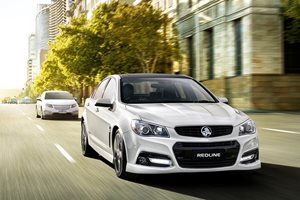 Snackable Review: Holden Commodore SS V Redline