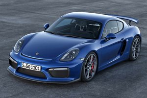 Snackable Review: Porsche Cayman