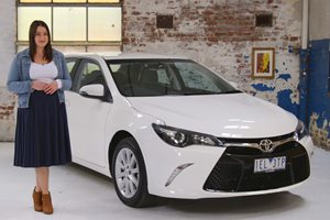 Toyota Camry Video Review