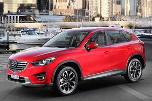Snackable Review: Mazda CX-5