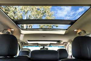 Top features in a family car
