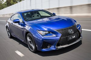 2015 Lexus RC F First Drive Review