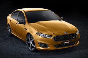 Snackable Review Ford Falcon XR8