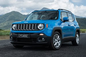 Snackable Review: Jeep Renegade
