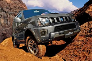 Snackable Review: Suzuki Jimny Sierra