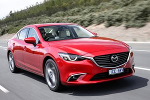 2015 Mazda 6 First Drive Review