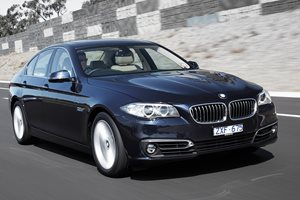 Snackable Review: BMW 5 Series