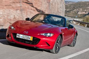 2015 Mazda MX-5 First Drive Review