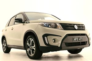Suzuki Vitara Video Review