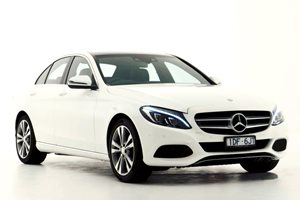 Mercedes-Benz C-Class Sedan Video Review