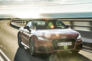 2015 Audi TT First Drive Review