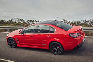 2015 Holden Commodore SS V Redline First Drive Review