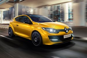 2015 Renault Sport Megane RS275 Cup Premium First Drive Review