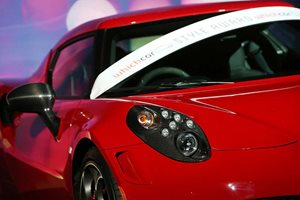 Alfa Romeo 4C named the most stylish car for 2016