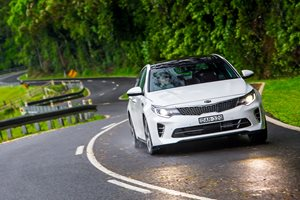 2016 Kia Optima First Drive Review
