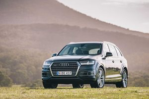 Snackable Review: Audi Q7