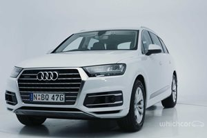 Audi Q7 Video Review