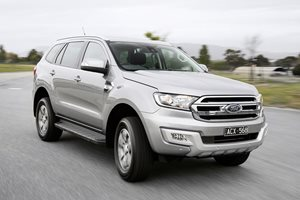 Ford Everest Trend Quick Review