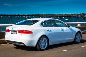 Jaguar XE Quick Review