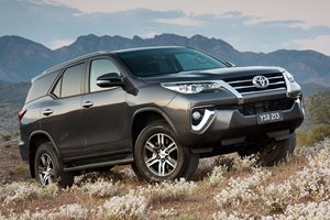 Toyota Fortuner GXL Quick Review
