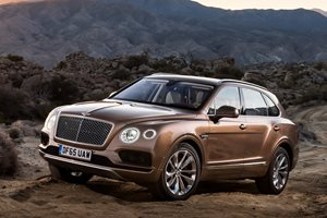 Here's why Bentley Bentayga is the most expensive SUV ever
