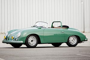 Jerry Seinfeld's Porsche collection goes under the hammer