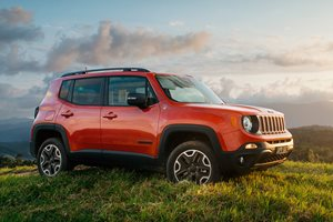 Jeep Renegade Sport Review