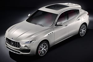 Maserati Levante joins the high-rolling SUV club