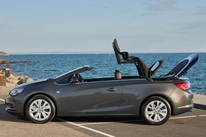 Can a convertible be a family car?