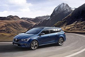 Renault Megane GT Estate revealed in photos
