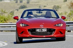 Mazda MX-5 Video Review