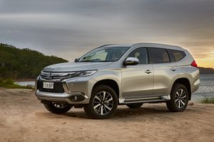 Mitsubishi Pajero Sport Quick Review