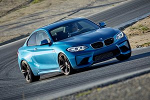BMW M2 enters the compact performance race
