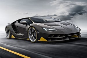 Lamborghini Centenario sells out at Geneva Motor show
