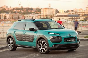 Citroen C4 Cactus launched in Australia