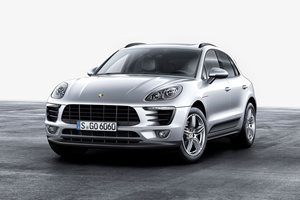 Porsche Macan four-cylinder will be cheapest Porsche ever