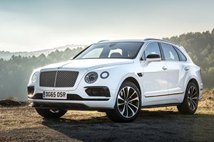 Bentley Bentayga arrives in Australia