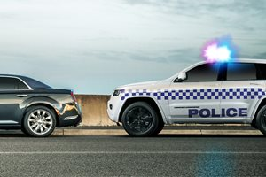 Highway patrol police cars could be SUVs