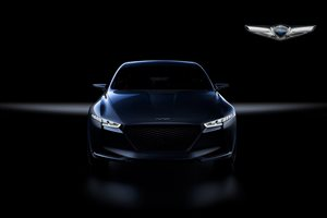 New York Auto Show: Genesis G70 to debut for Hyundai offshoot