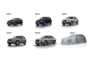 BMW X7 premium seven-seater on the horizon