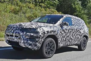 Jeep's new compact SUV to hit Australia in 2017