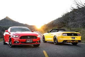Ford Mustang in huge demand, waiting list out to 2017